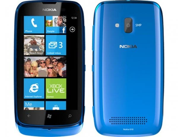Nokia Design-Patent: Neues Lumia mit Windows Phone 8?