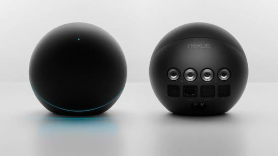 Google Nexus Q Im Test