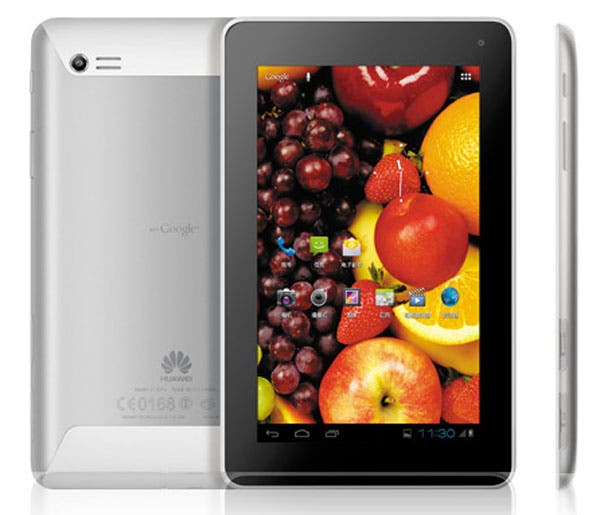 Huawei MediaPad 7 Lite Hands-on Video von der IFA 2012