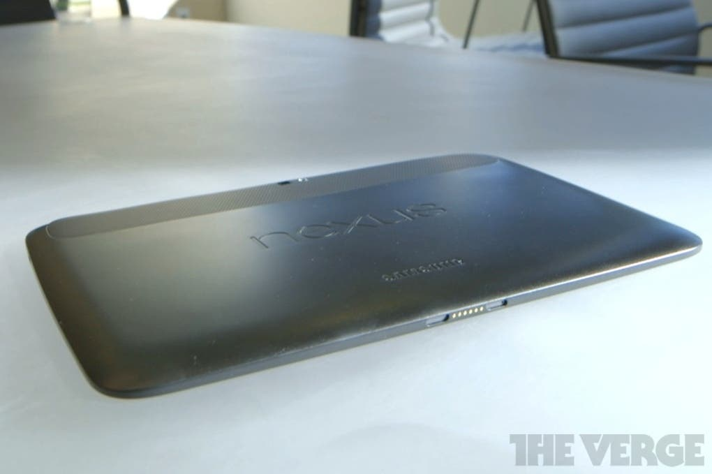 Google Nexus 10 im Hands on Video