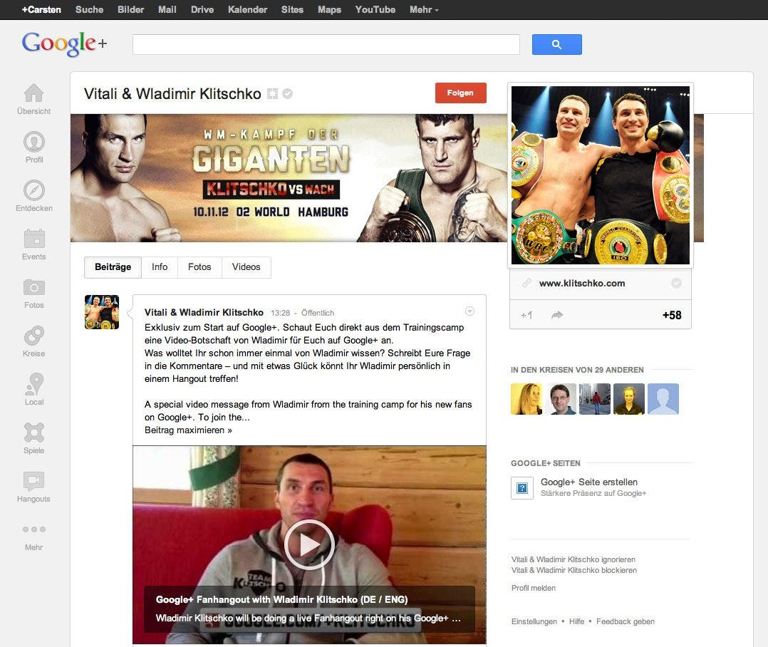 klitschko-google-plus