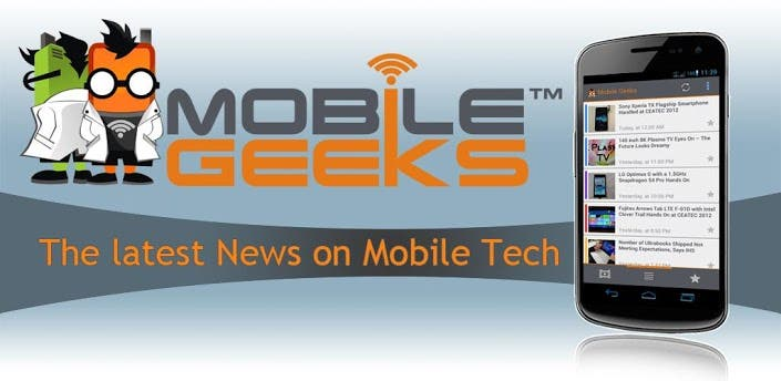 mobilegeeks android app