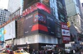 times square surface ad