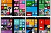 windows phone 8 display