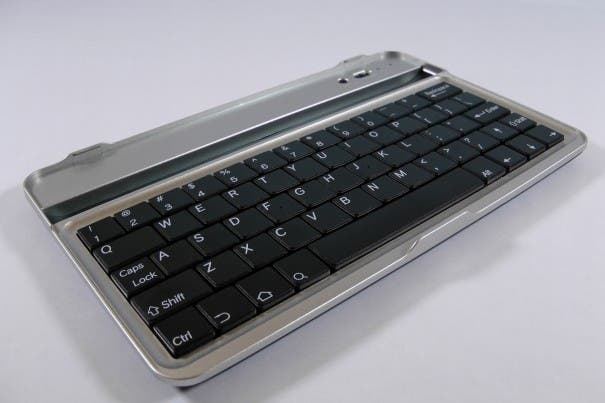 Google Nexus 7 Bluetooth Tastatur Test 1