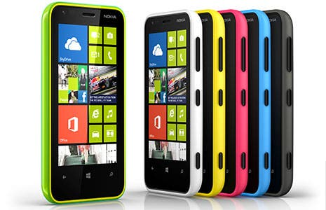 Nokia liefert Update für Windows Phone 8 und auf Windows Phone 7.8