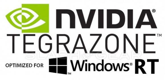 TegraZone für Windows RT