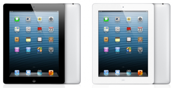 Apple iPad 4 mit 128GB