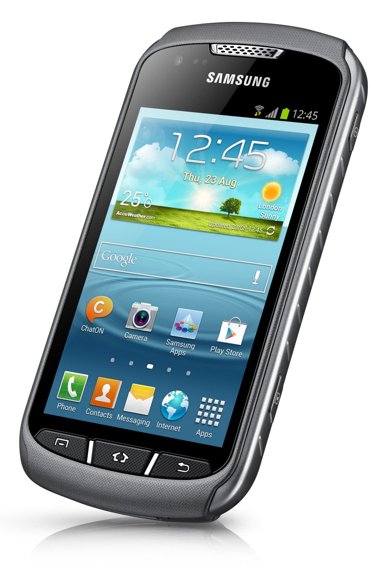 Samsung Galaxy Xcover 2 – Neues Rugged-Smartphone mit 4-inch Display & Dual-Core-CPU