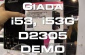 Giada i53 i53G D2305 Nettop Round Up Hands On