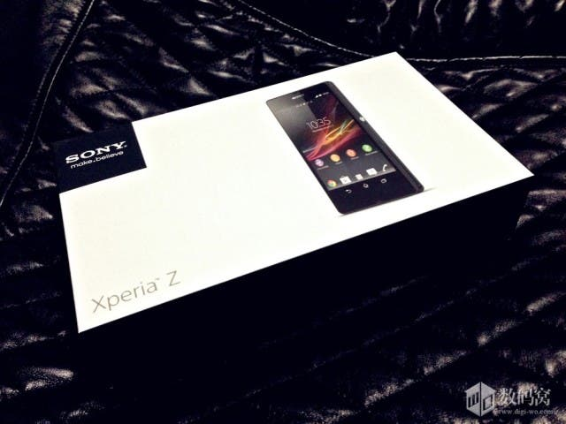 Sony-Xperia-Z-Unboxing