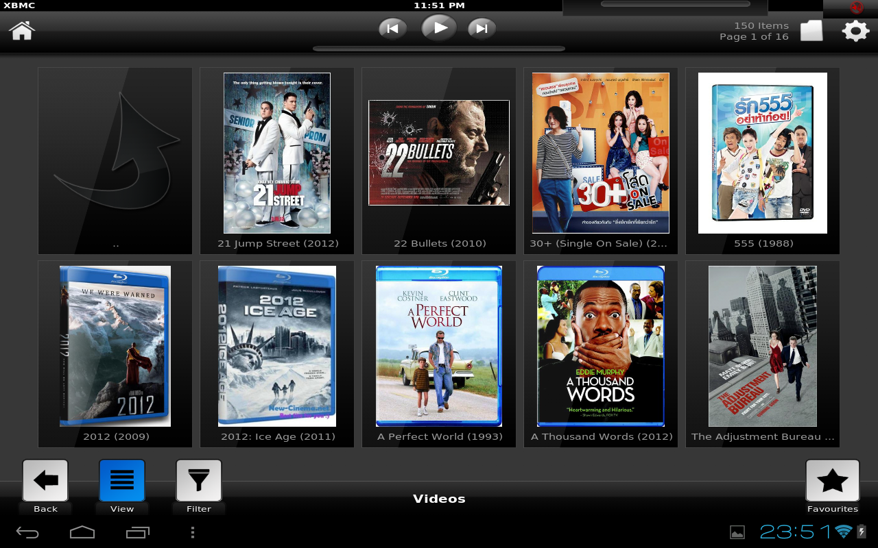 xbmc android