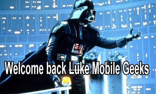 Darth Mobile