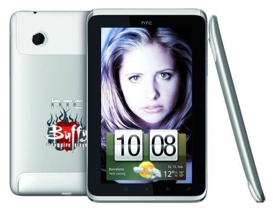 HTC Myst facebookbuffy