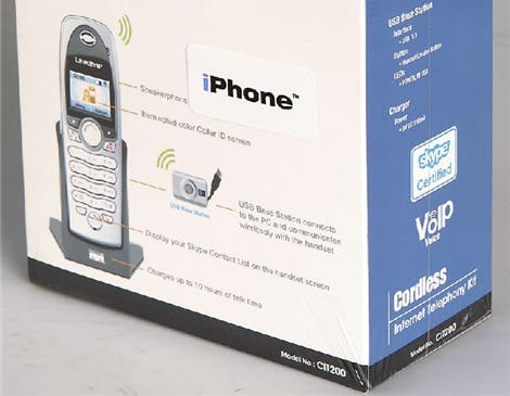 Infogear iPhone