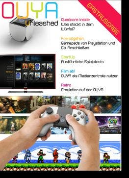 Ouya Unleashed Cover