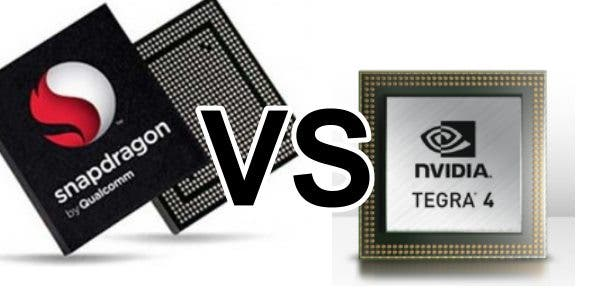 Qualcomm vs NVIDIA