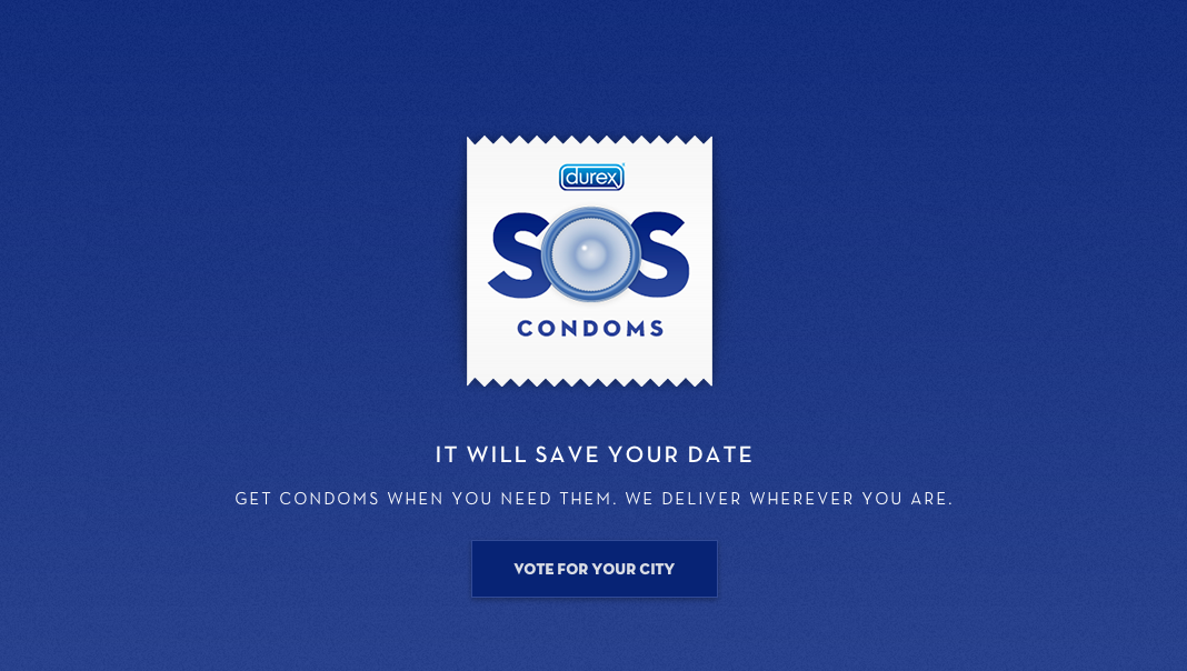 SOS Condoms