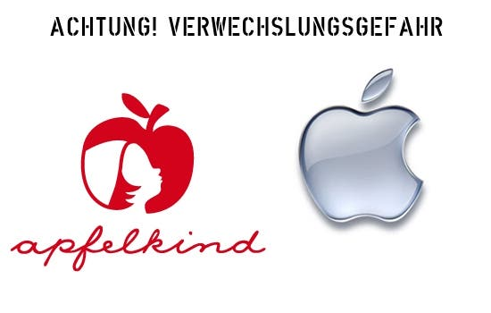 apfelkind vs apple