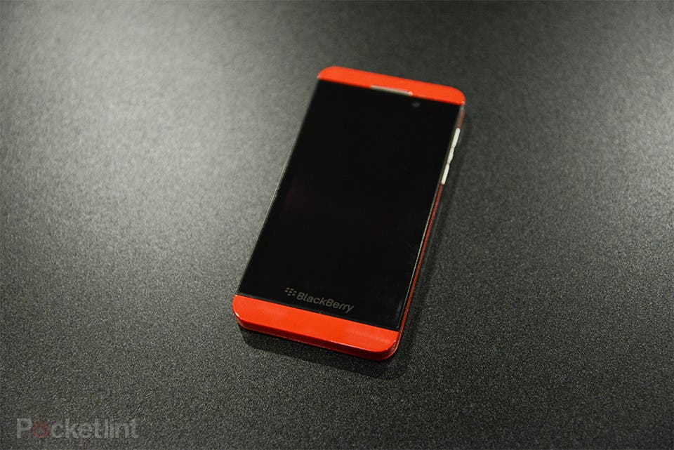 BlackBerry Z10 Limited Edition