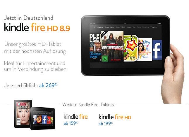 Amazon Kindle Fire 89