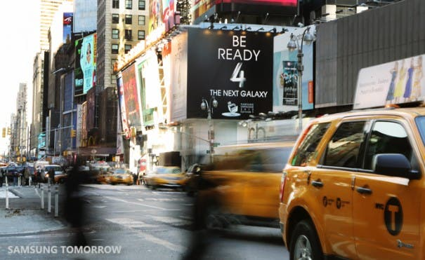 Be ready 4 the next galaxy Times Square 03