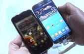 Google Nexus 4 vs Samsung Galaxy S4