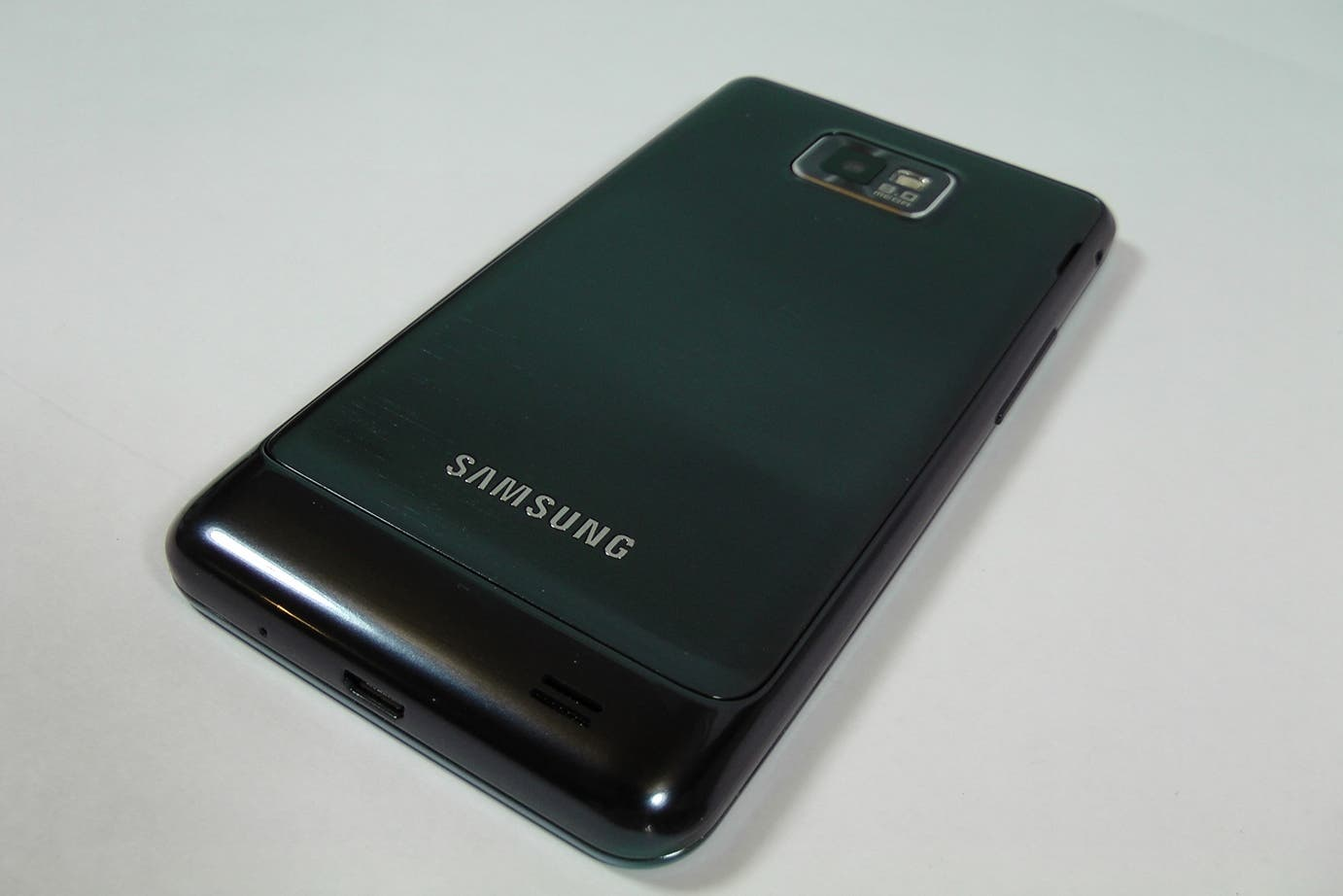 Samsung Galaxy S2 Plus Unboxing 12