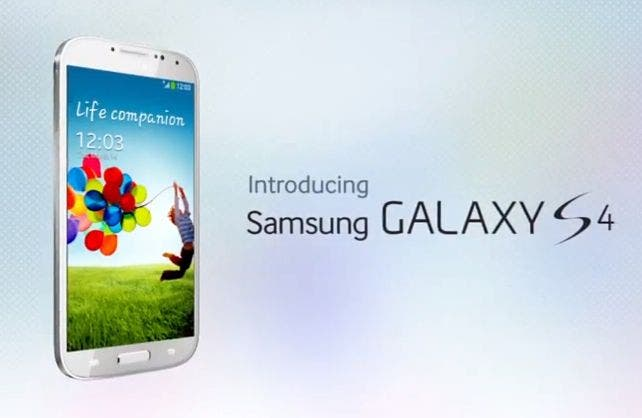 Samsung Galaxy S4 Introducing