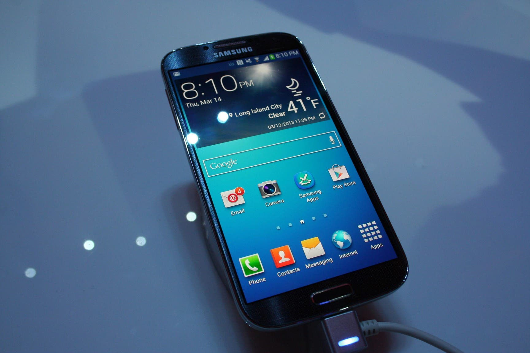 Samsung Galaxy S4 Launch 49