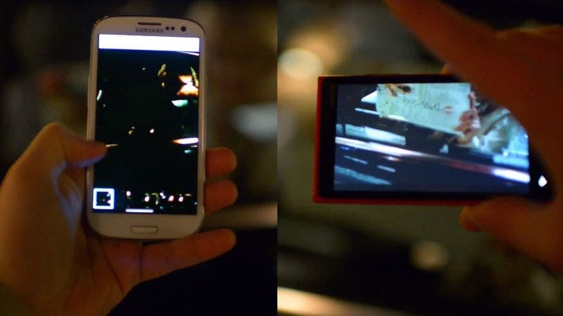 galaxy s3 vs nokia lumia 920 cam
