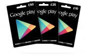 Google Play Store Giftcard