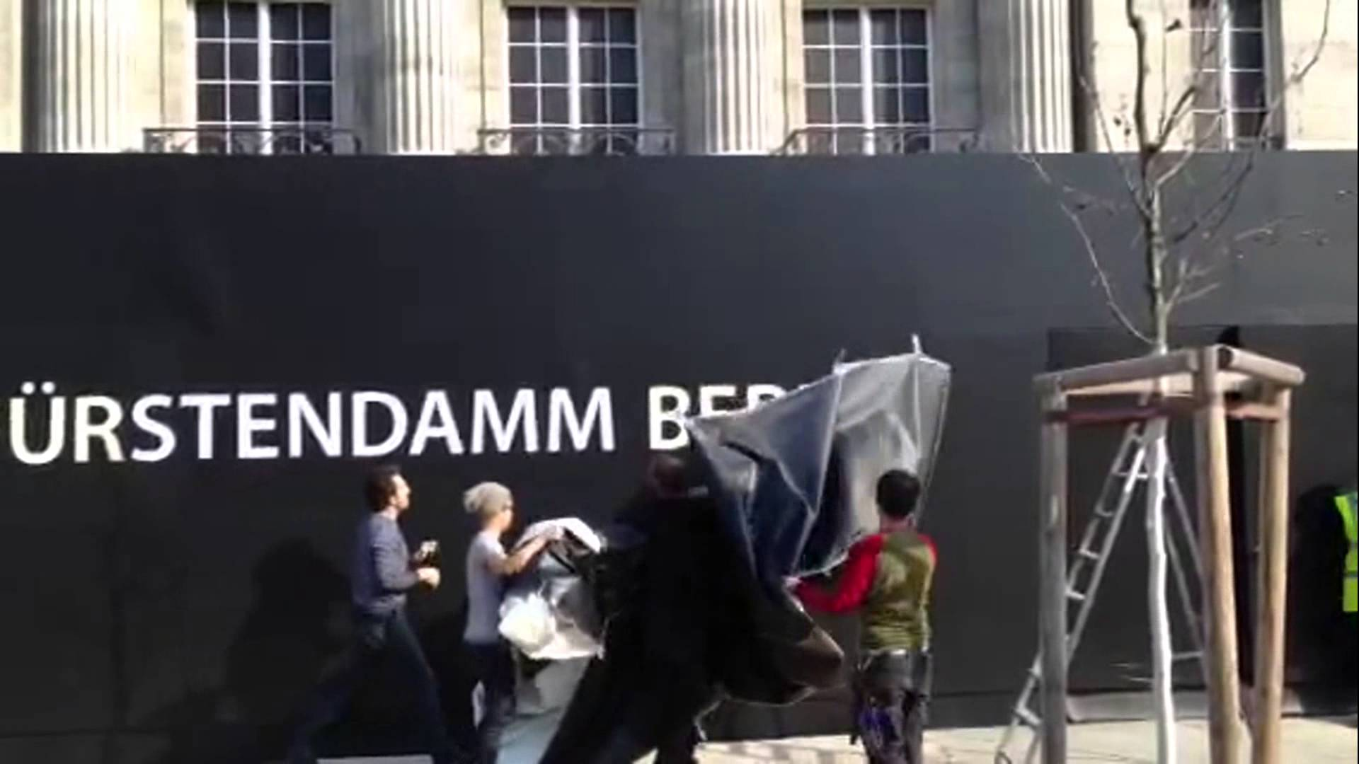 Apple Store Berlin Video-Screenshot iFun
