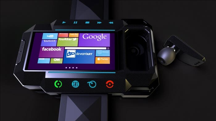 windows 8 watch concept