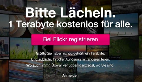 Yahoo gibt Gas: Tumblr gekauft, Flickr mit Re-Design