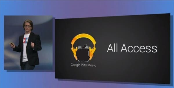 Google Music Apple