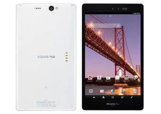 Sharp Aquos Pad
