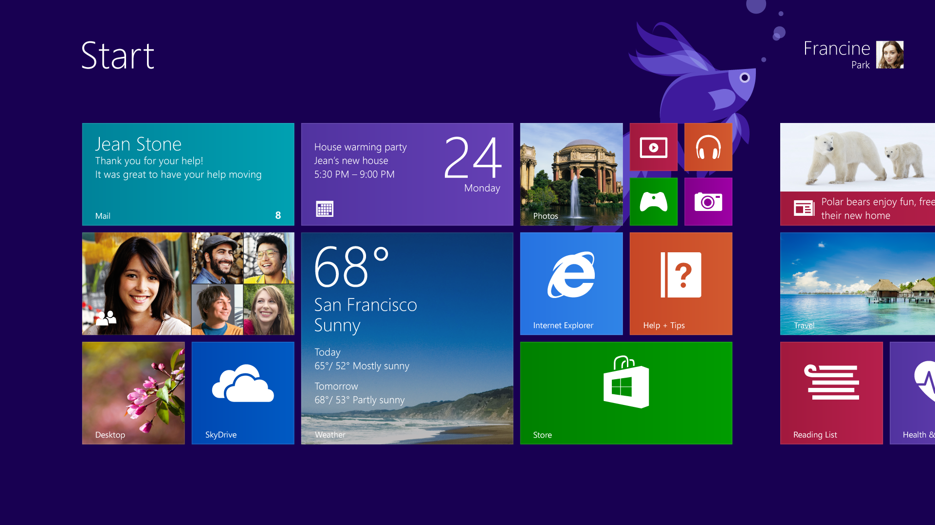 Windows-8.1-Pre-release-Start-screen-Your-Start-screen-gets-more-personalized-with-Windows-8.1