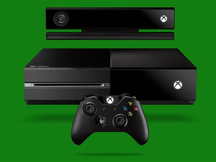 Xbox One Kinect Controller