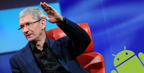 tim cook on android