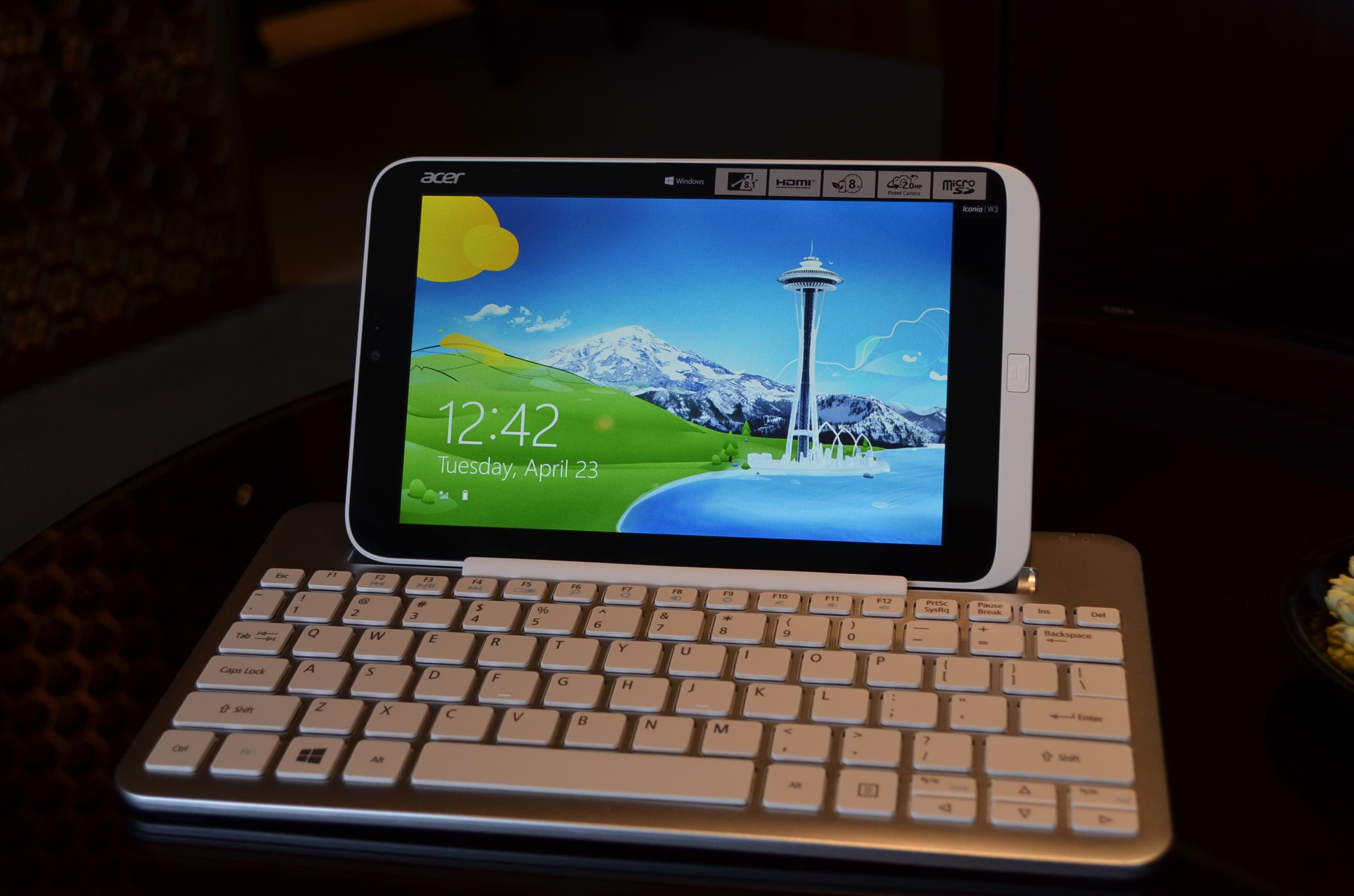 Acer Iconia W3 16