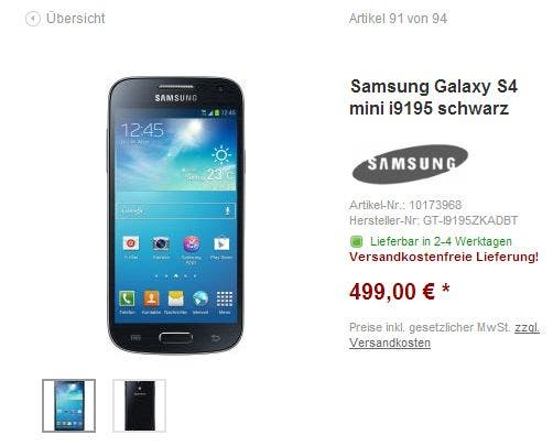 Galaxy S4 mini getgoods