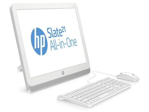 HP stellt Slate 21 All-in-One mit Tegra 4 und Android 4.2 Jelly Bean vor