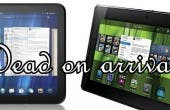 HP TouchPad Playbook