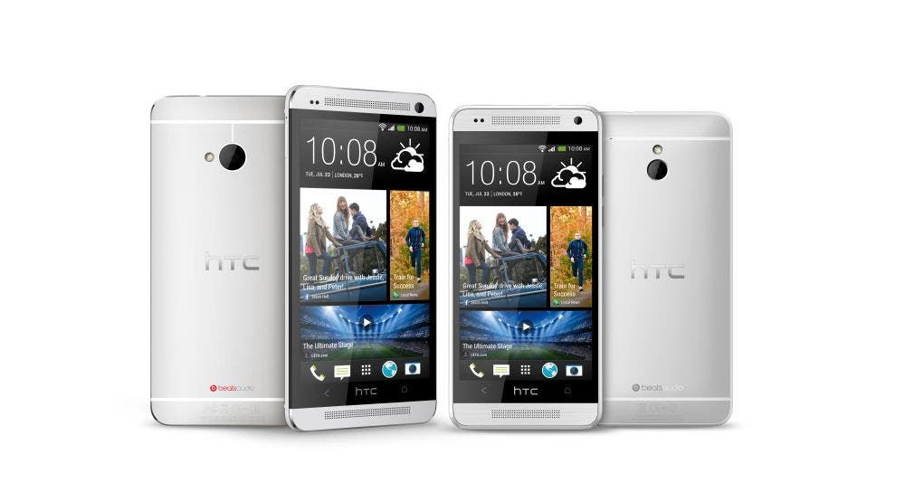 HTC One mini im Hands-on [Video]
