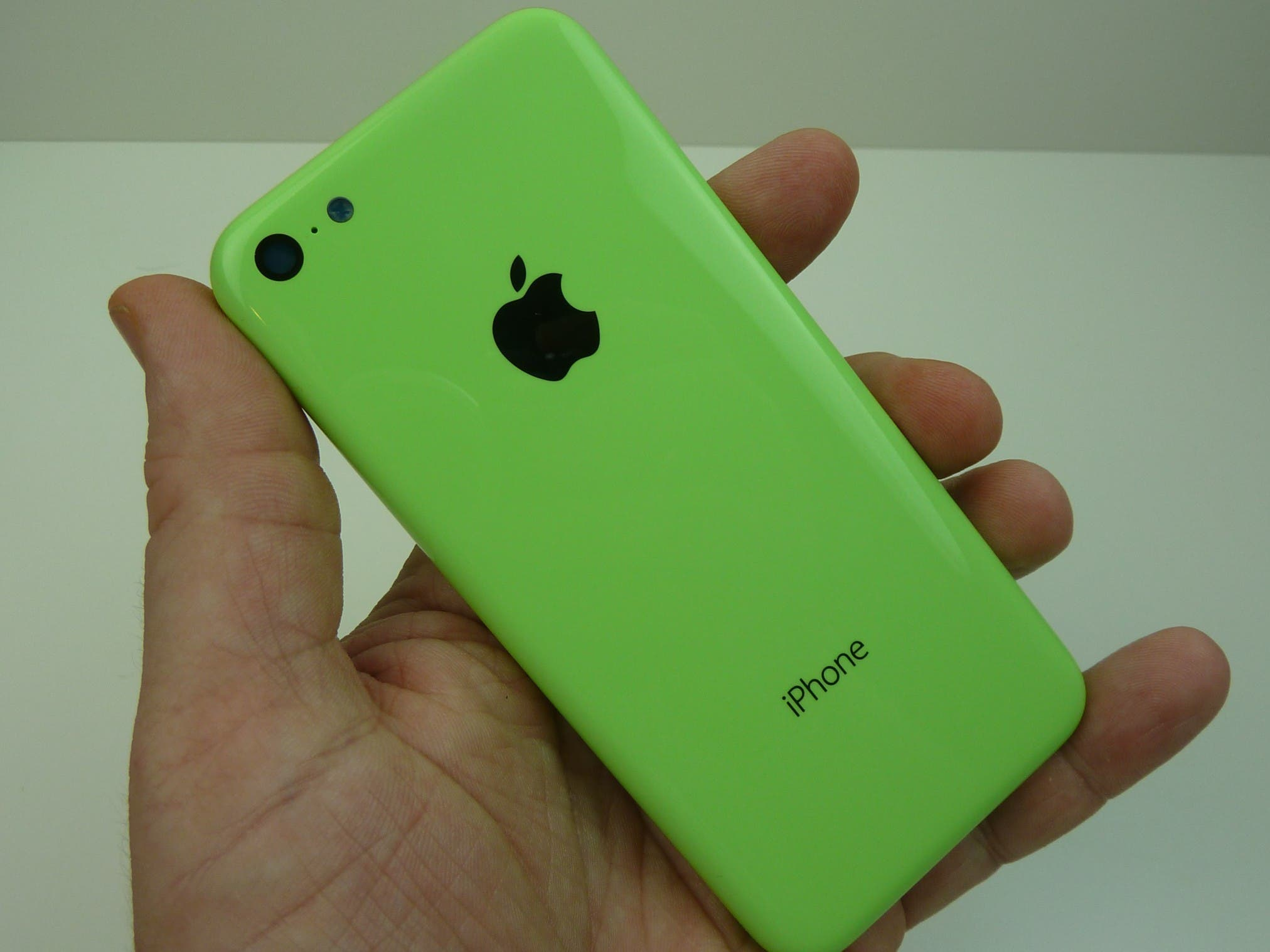 Apple iPhone 5C 12