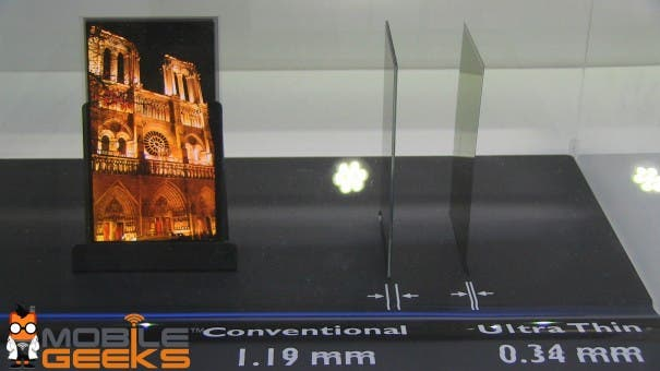 Smartphone Display Ultrathin 3
