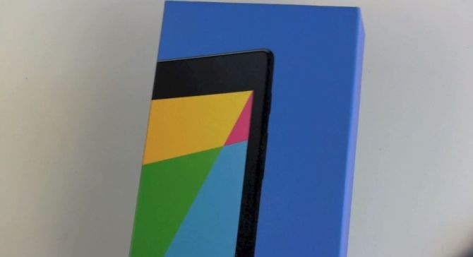 neues-nexus-7-unboxing