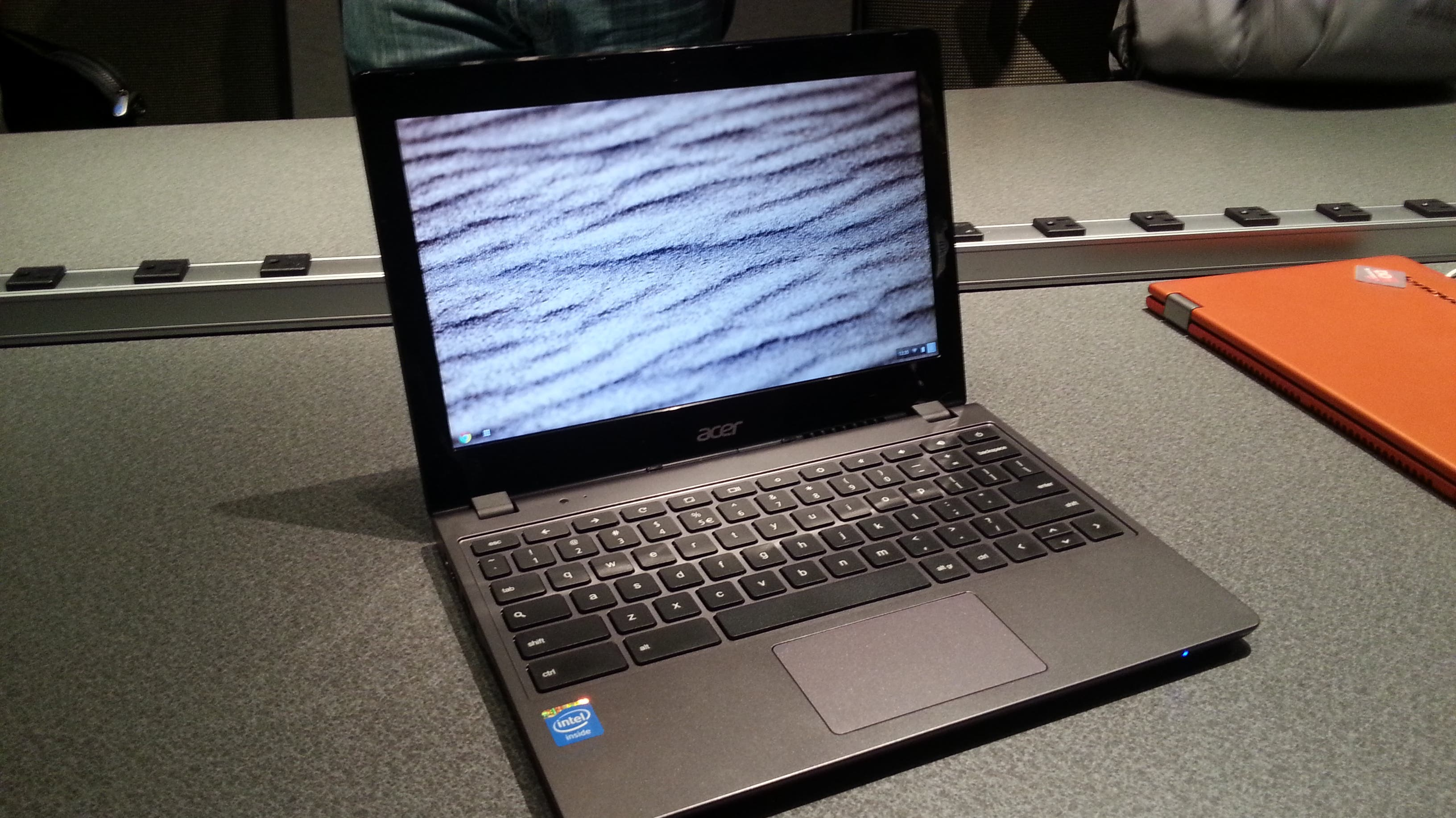 Acer Chromebook Hands On – 11.6-inch Intel Haswell, unter 1kg! (Video)