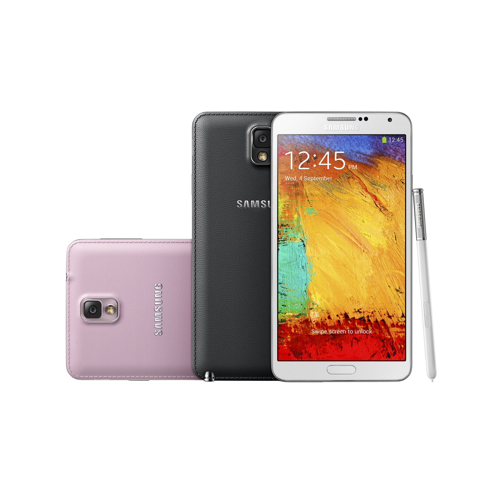IFA: Introducing Samsung Galaxy Note 3 [Video]